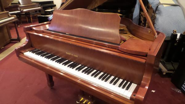 NEW Hobart Cable Baby Grand Piano - STK# SID8355