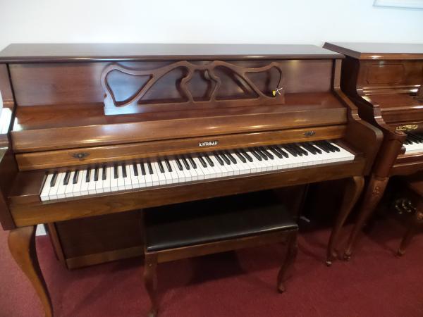 Used Kimball Console Piano - STK# VT59922