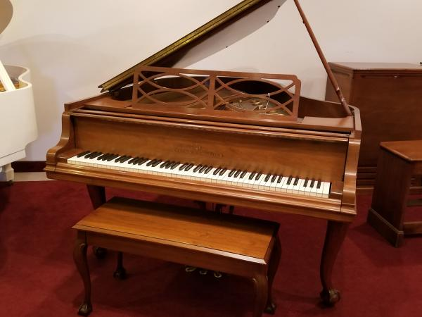 PREOWNED STEINWAY & SONS