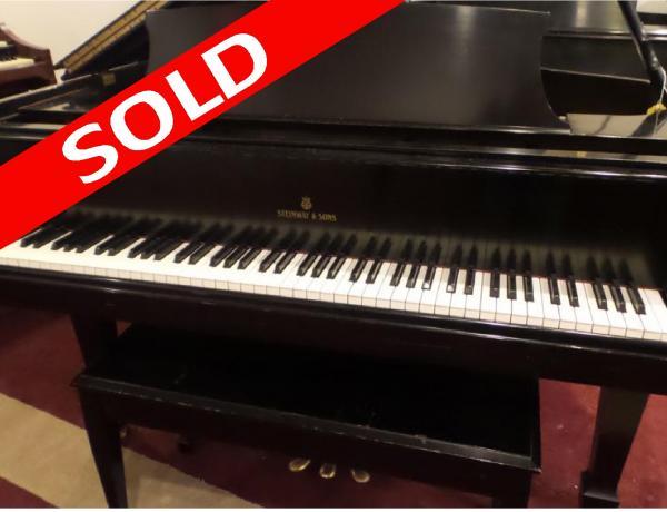 """Steinway Model S 5'1"""" Grand Piano"""
